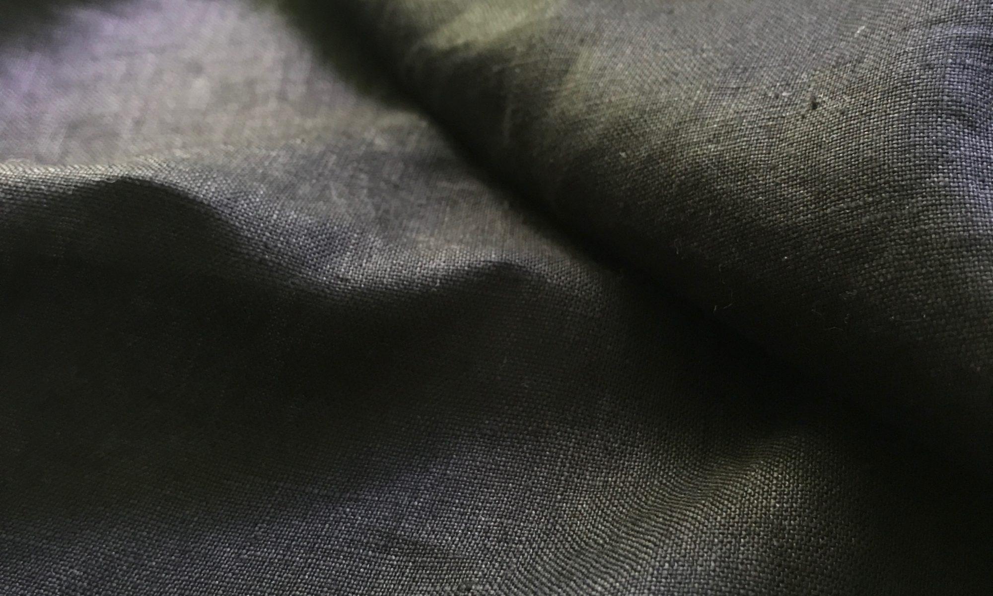Fog & Moon | Designer Linen